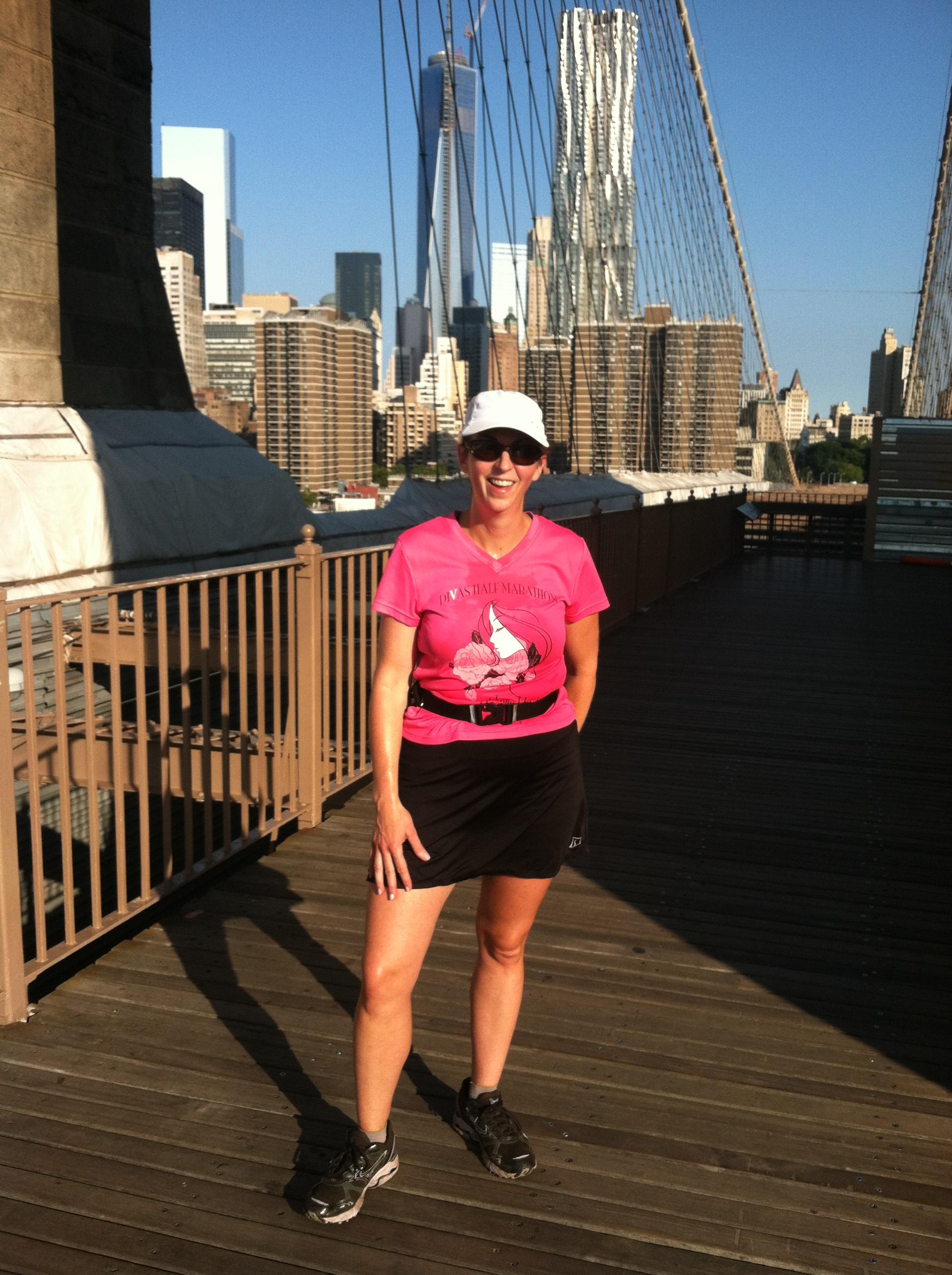 Amazing Marathon Recovery